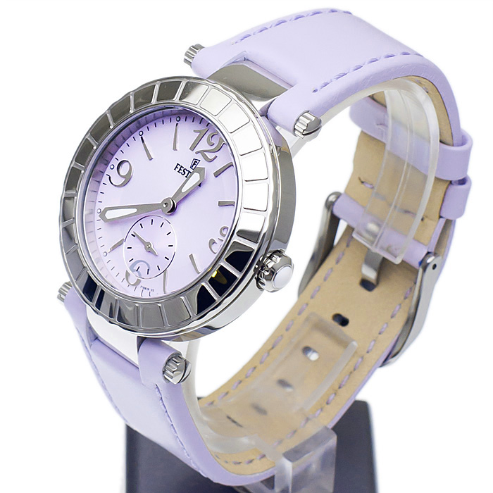 Zegarek damski Festina trend F16619-3 - duże 2