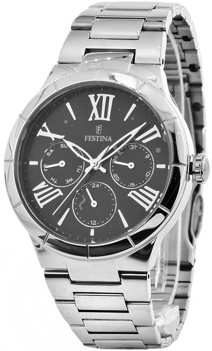 Zegarek damski Festina classic F16716-2 - duże 1