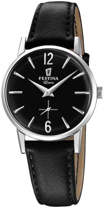 Zegarek damski Festina extra F20254-4 - duże 1