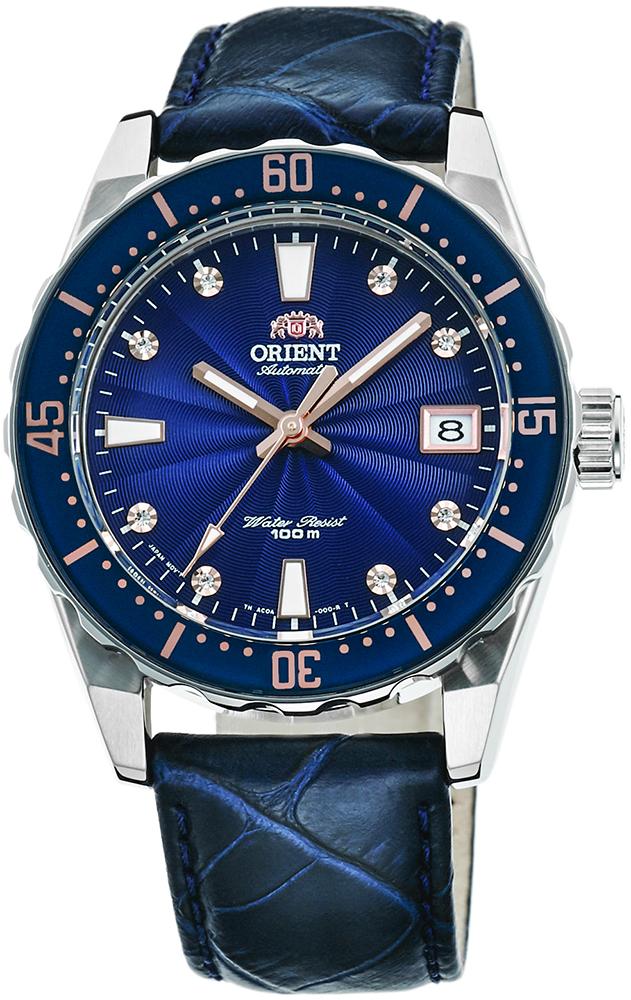 Zegarek damski Orient sports FAC0A004D0 - duże 1