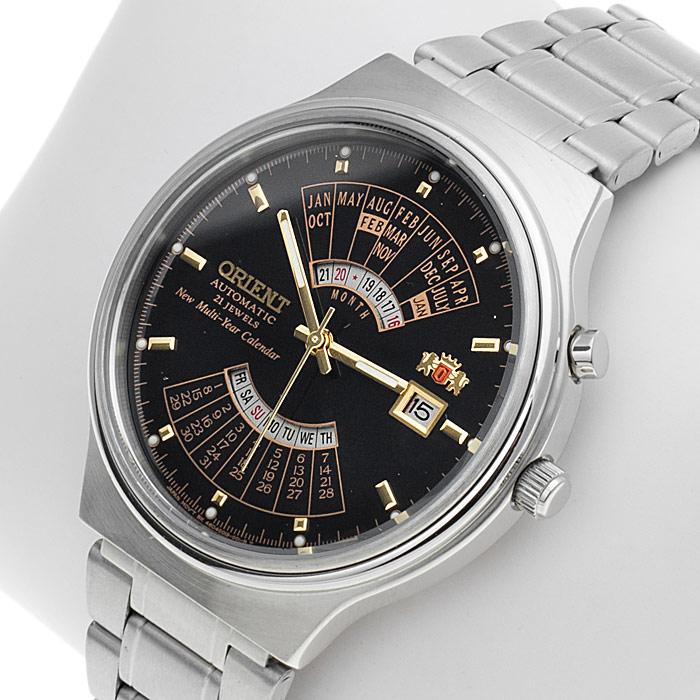 Zegarek męski Orient contemporary FEU00002BW - duże 1
