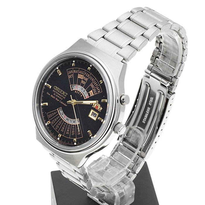 Zegarek męski Orient contemporary FEU00002BW - duże 2