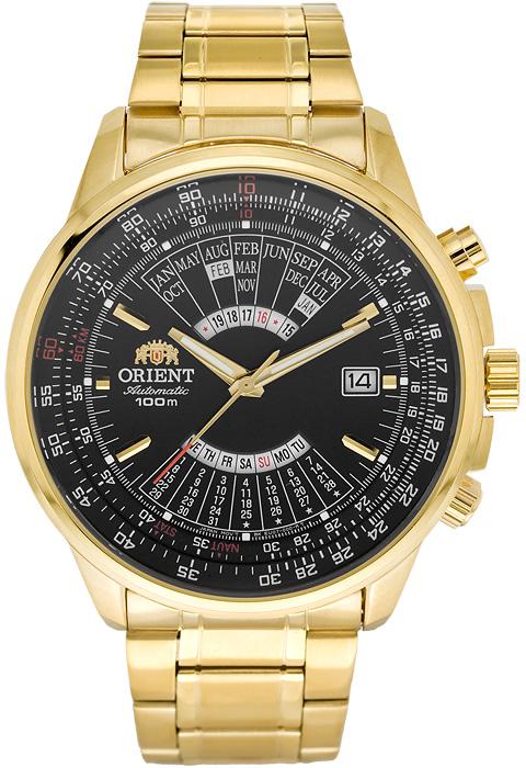Zegarek męski Orient sports FEU07001BX - duże 1