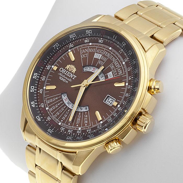 Zegarek męski Orient sports FEU07003TX - duże 1