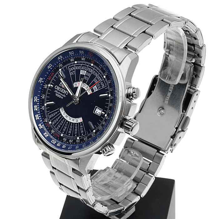 Zegarek męski Orient sports FEU07008DX - duże 2