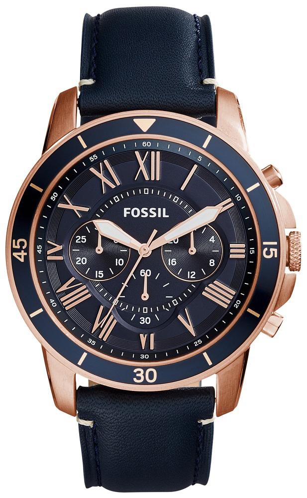 Zegarek męski Fossil grant FS5237 - duże 1