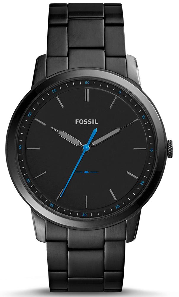 Zegarek męski Fossil the minimalist FS5308 - duże 1