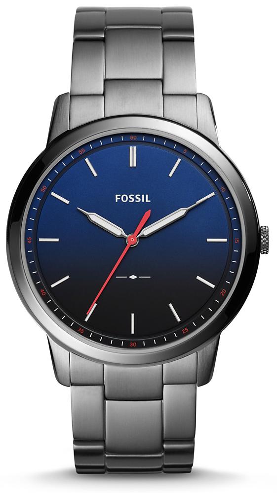 Zegarek męski Fossil the minimalist FS5377 - duże 1