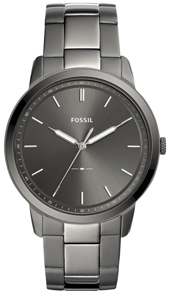 Zegarek męski Fossil the minimalist FS5459 - duże 1