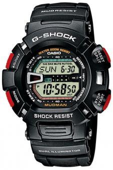 Zegarek męski Casio G-9000-1V