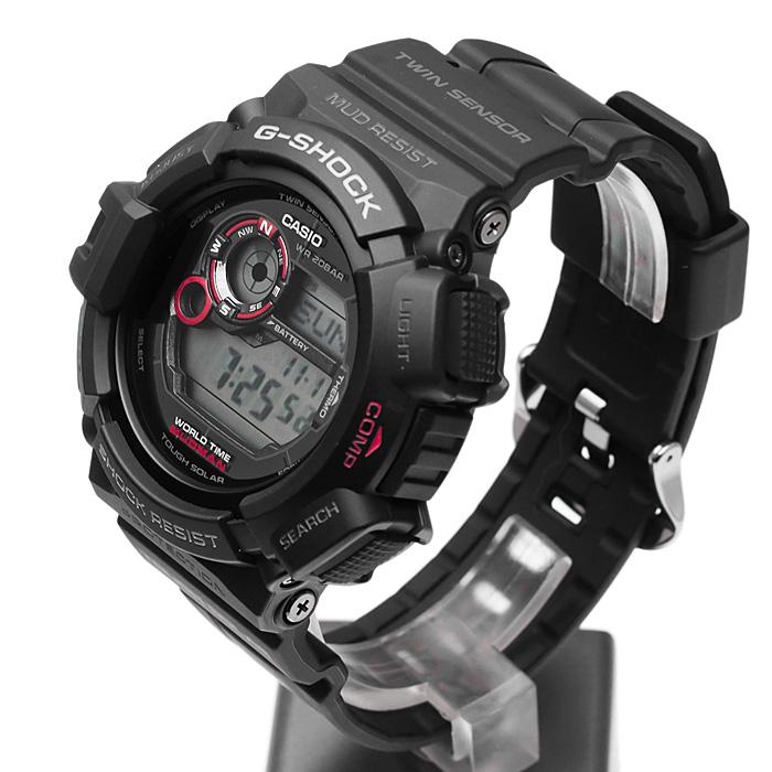 Zegarek męski Casio g-shock master of g G-9300-1ER - duże 4