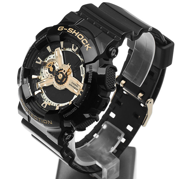 Zegarek męski Casio GA 110GB 1AER LuxTime Autoryzowany