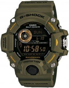 Zegarek męski Casio GW-9400-3ER-POWYSTAWOWY
