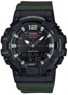 Zegarek męski Casio HDC-700-3AVEF