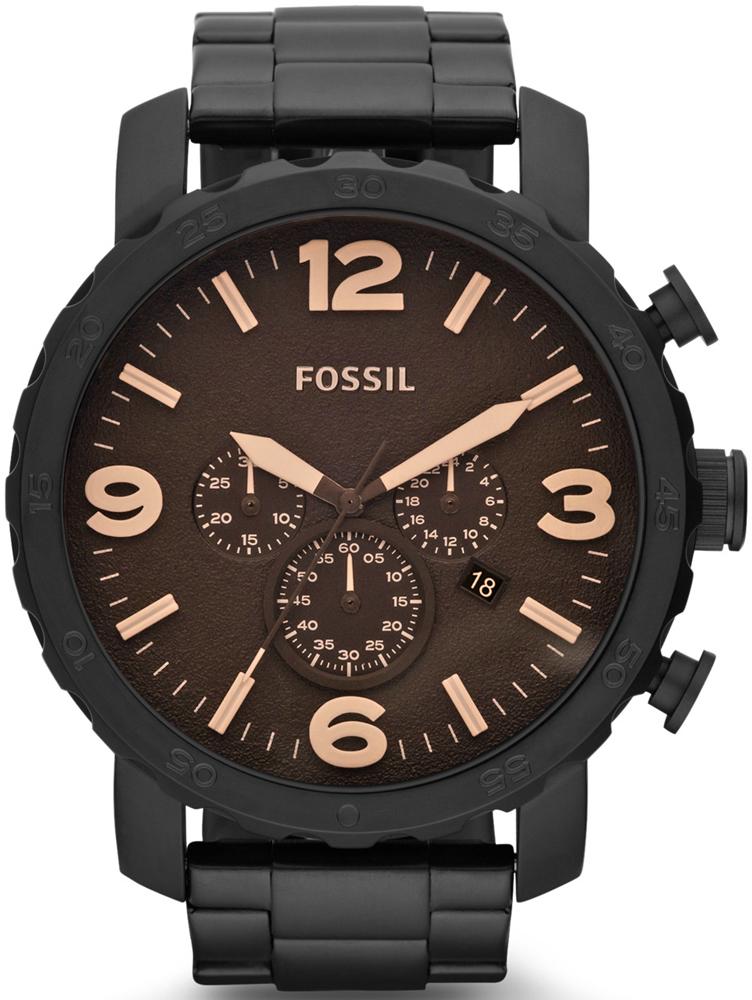 Zegarek męski Fossil trend JR1356 - duże 1