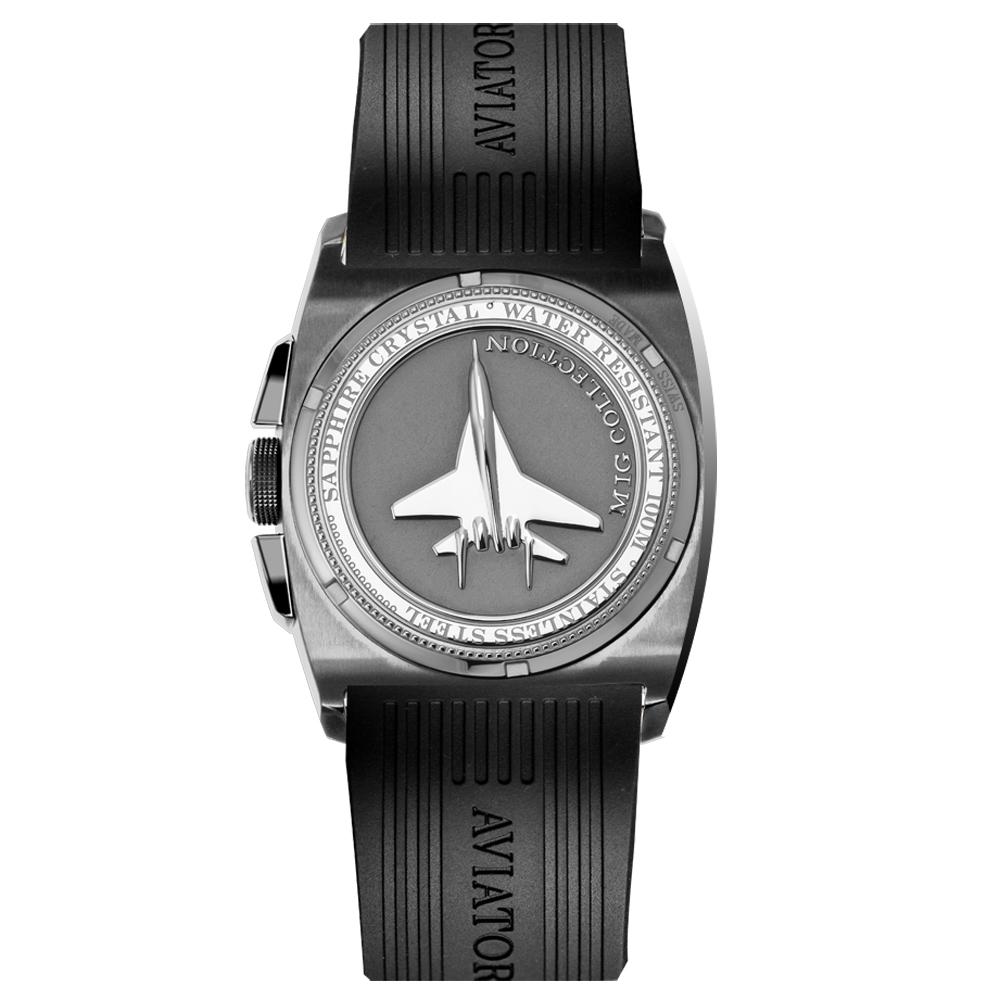 Zegarek męski Aviator mig collection M.1.12.0.050.6 - duże 1