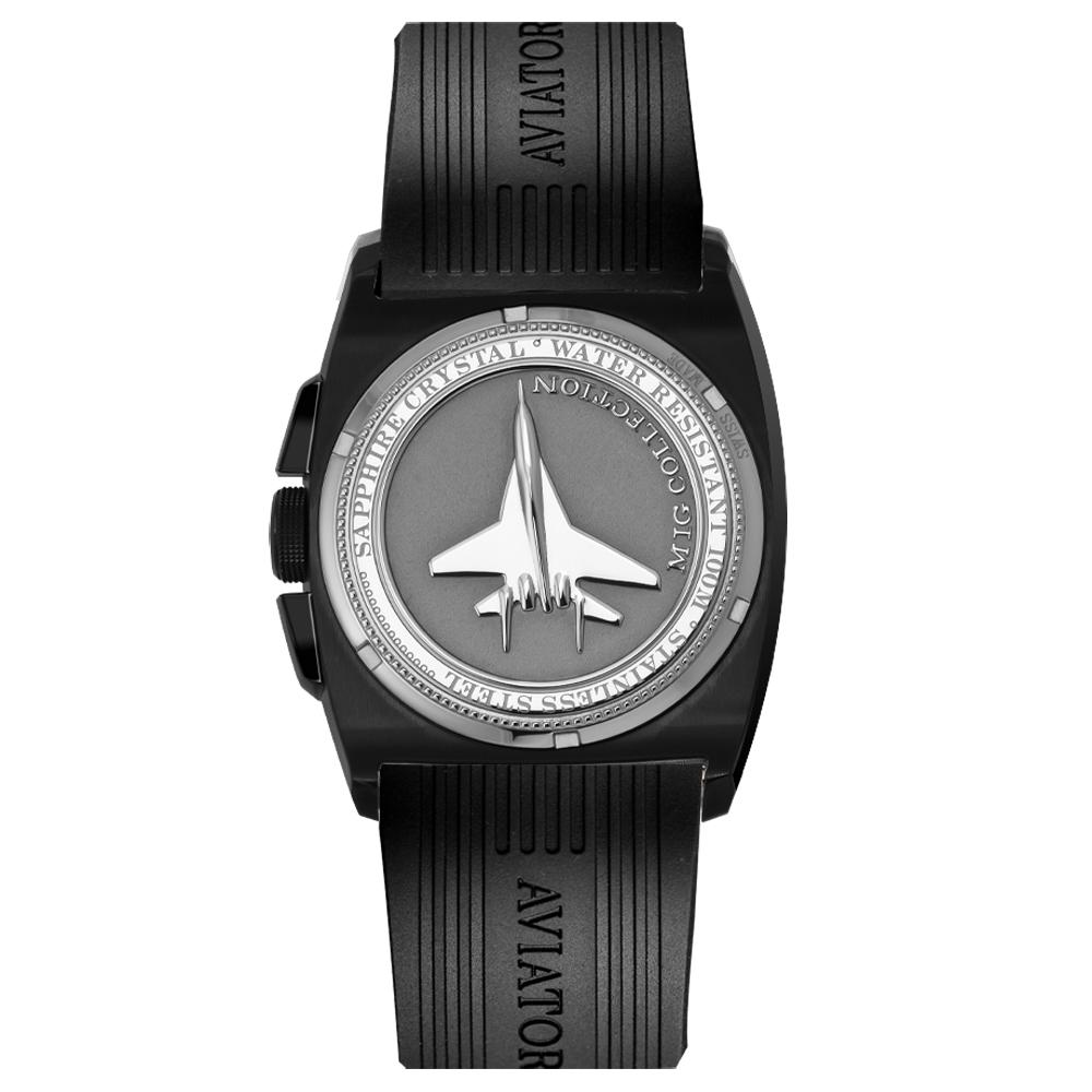 Zegarek męski Aviator mig collection M.1.12.5.053.6 - duże 1