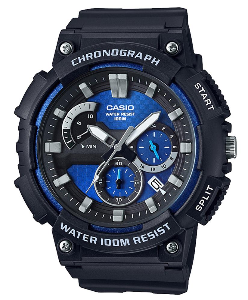 Zegarek męski Casio sportowe MCW-200H-2AVEF - duże 1