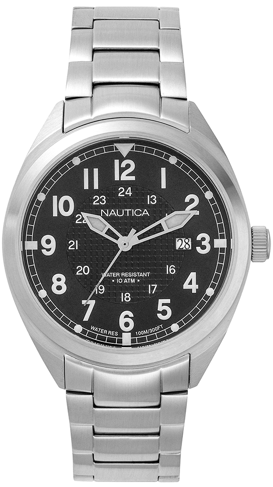 Zegarek męski Nautica bransoleta NAPBTP005 - duże 1