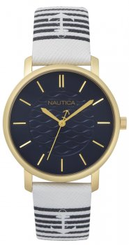 Zegarek  damski Nautica NAPCGS008