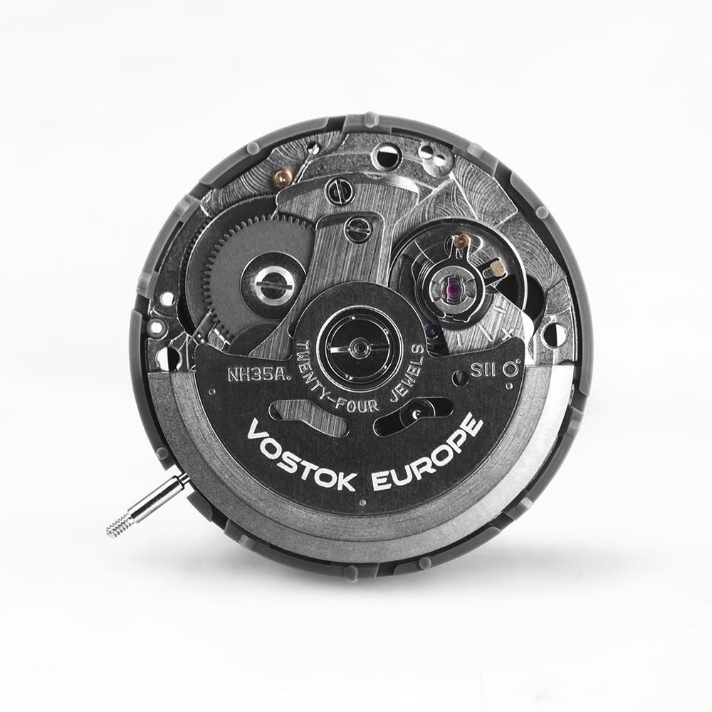 Zegarek męski Vostok Europe almaz NH35A-320A258 - duże 1