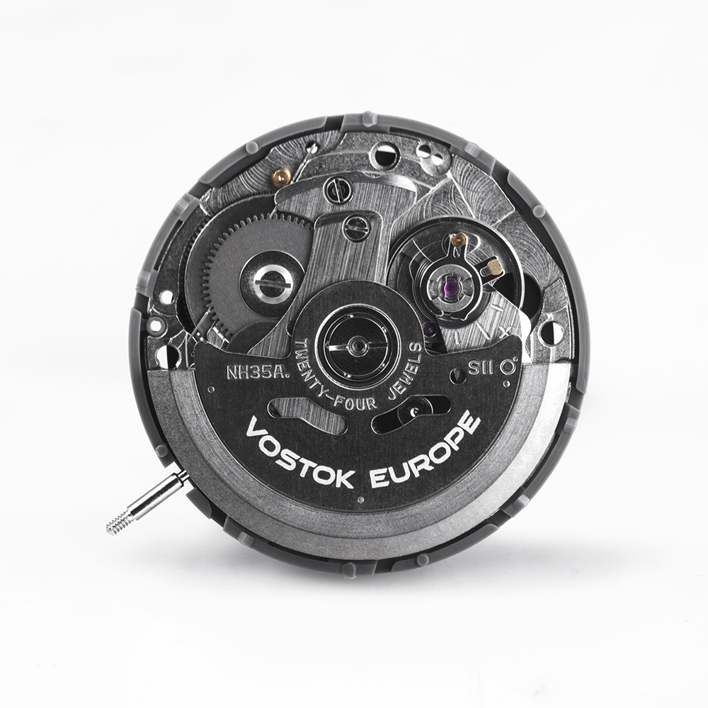 Zegarek męski Vostok Europe energia rocket NH35A-575E282 - duże 5