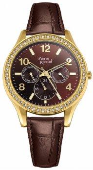 Zegarek damski Pierre Ricaud P21069.1B5GQFZ