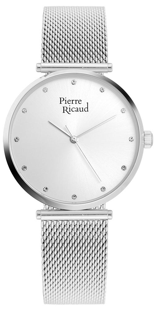 Zegarek damski Pierre Ricaud bransoleta P22035.5143Q - duże 1