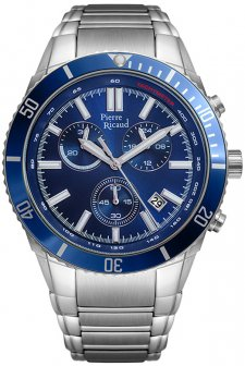 Zegarek męski Pierre Ricaud P97029.5115CH
