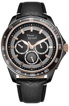 Zegarek męski Pierre Ricaud P97217.K2R4QF