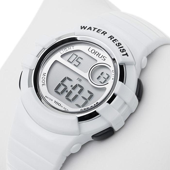 Zegarek damski Lorus sportowe R2383HX9 - duże 1