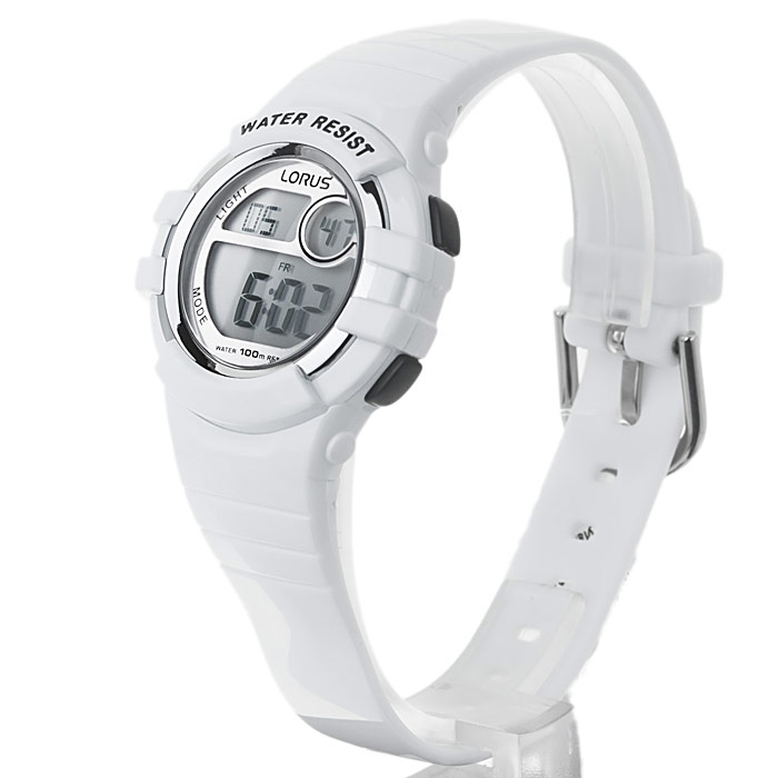 Zegarek damski Lorus sportowe R2383HX9 - duże 3