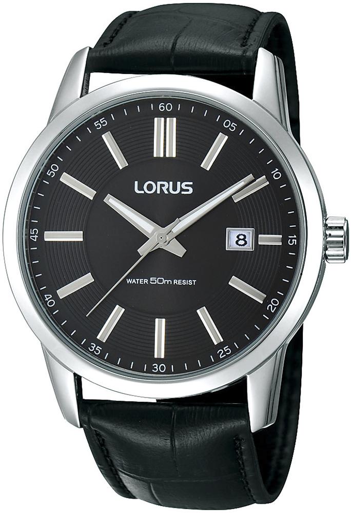 Zegarek męski Lorus klasyczne RS945AX9 - duże 1