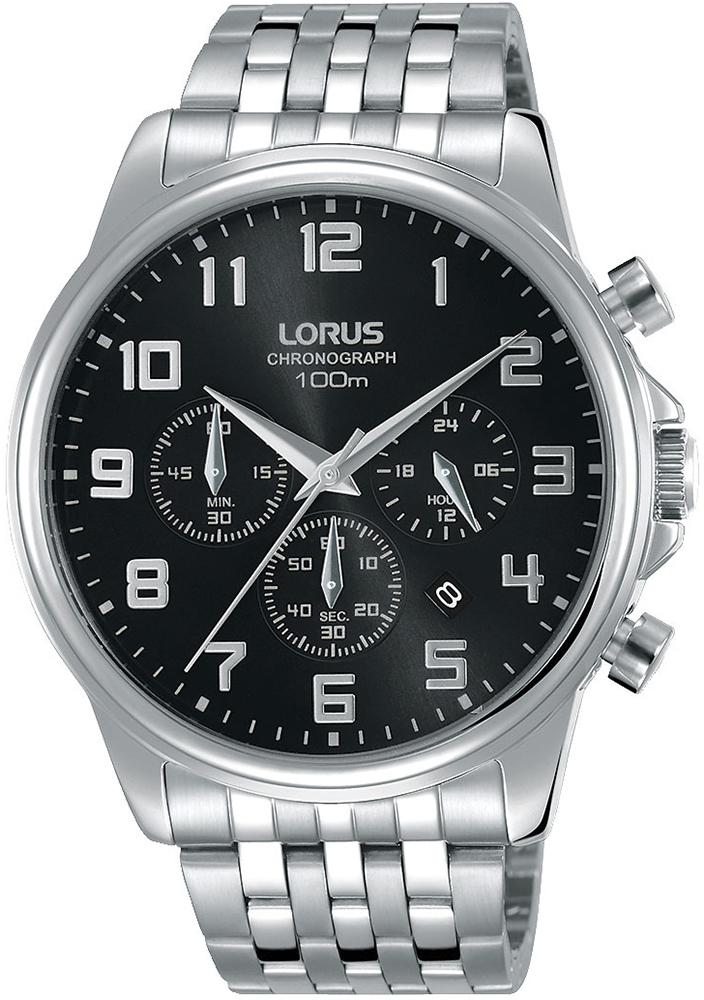Zegarek męski Lorus sportowe RT333GX9 - duże 1