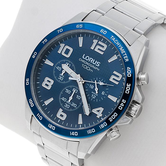 Zegarek męski Lorus sportowe RT353CX9 - duże 1