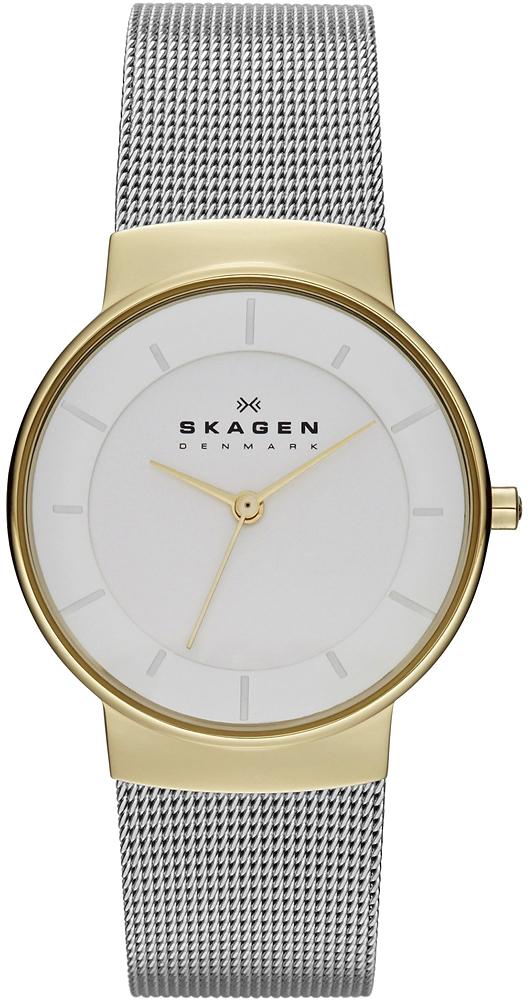 Zegarek damski Skagen nicoline SKW2076 - duże 1