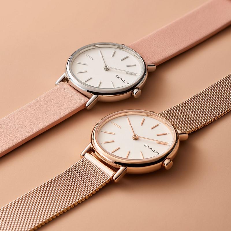 Zegarek damski Skagen signatur SKW2694 - duże 3
