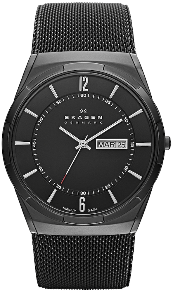 Zegarek męski Skagen melbye SKW6006 - duże 1