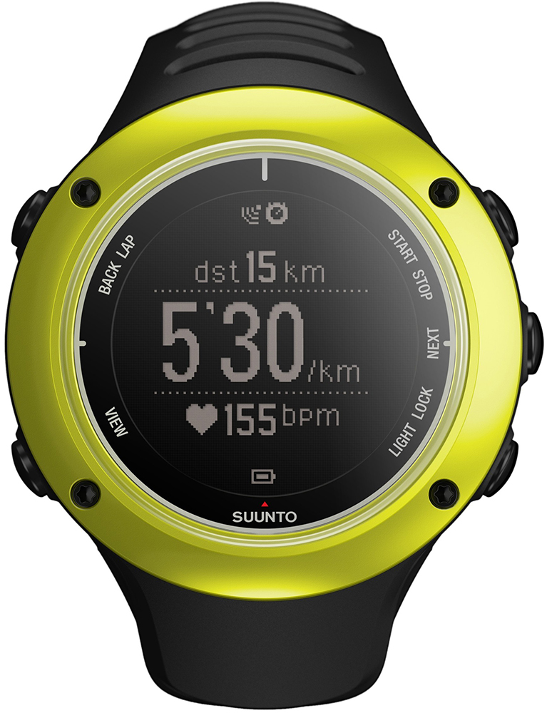 Zegarek męski Suunto ambit3 SS020133000 - duże 1