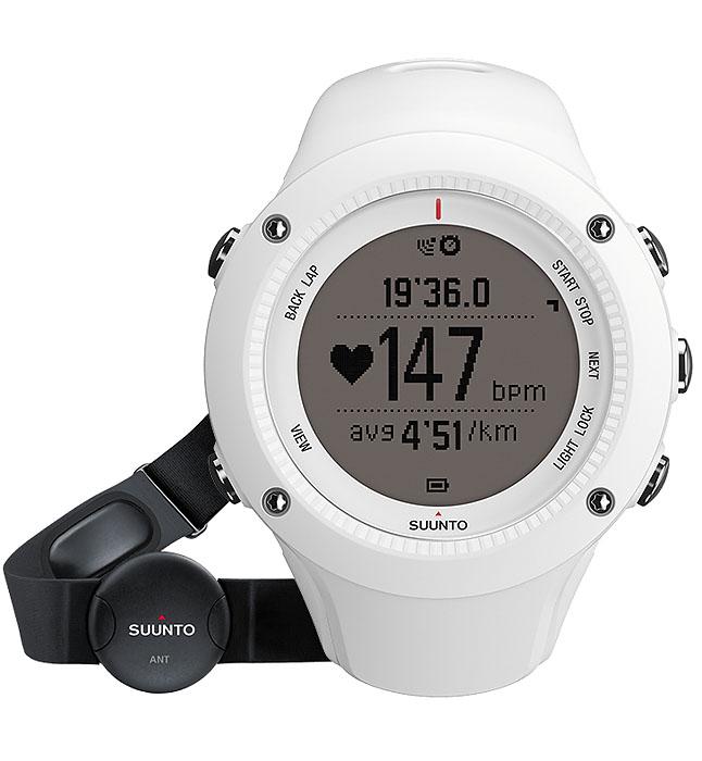 Zegarek damski Suunto ambit3 SS020658000 - duże 1
