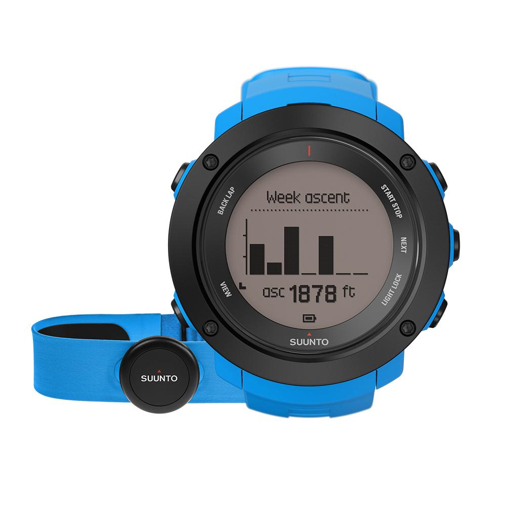 Zegarek męski Suunto ambit3 SS021968000 - duże 1