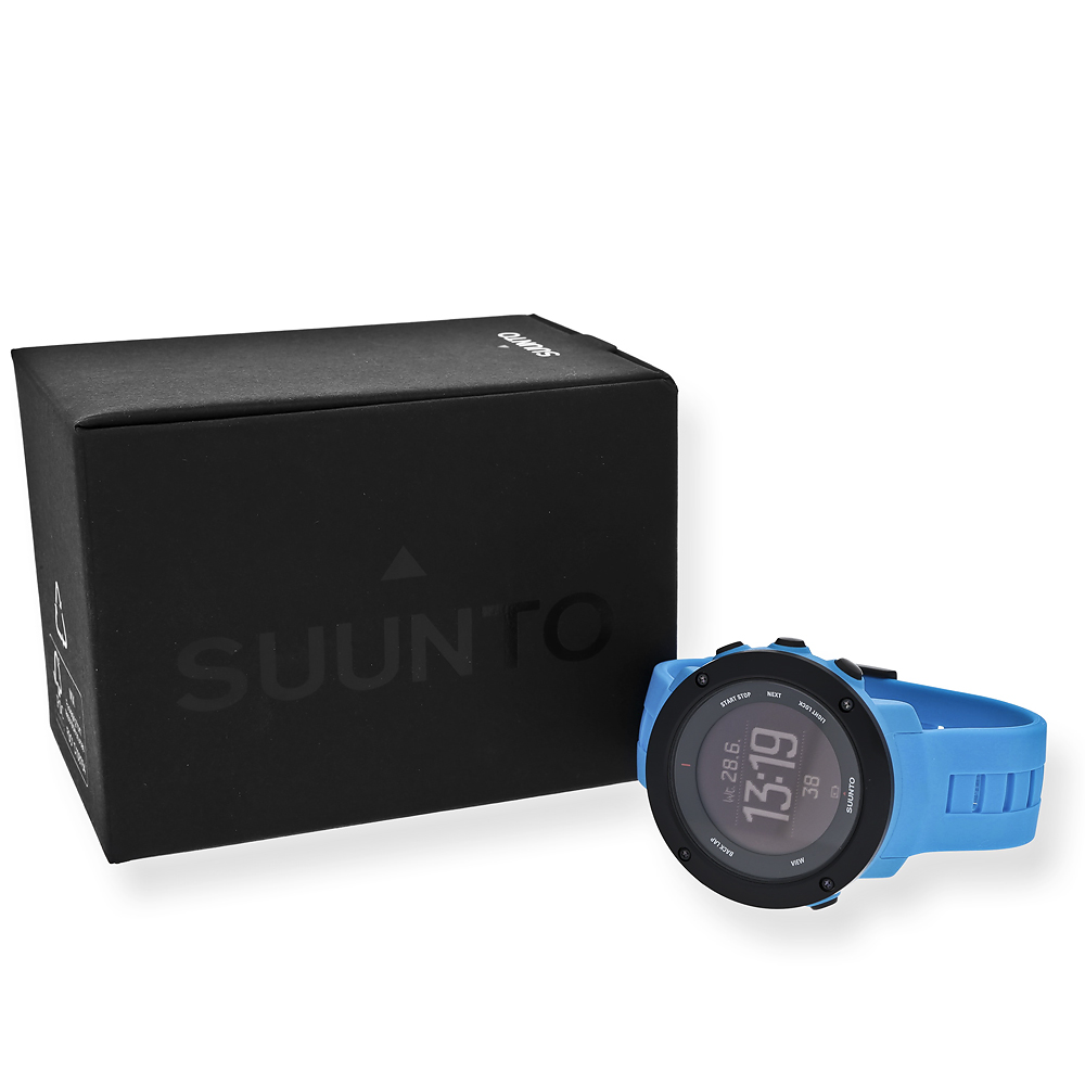 Zegarek męski Suunto ambit3 SS021969000 - duże 1