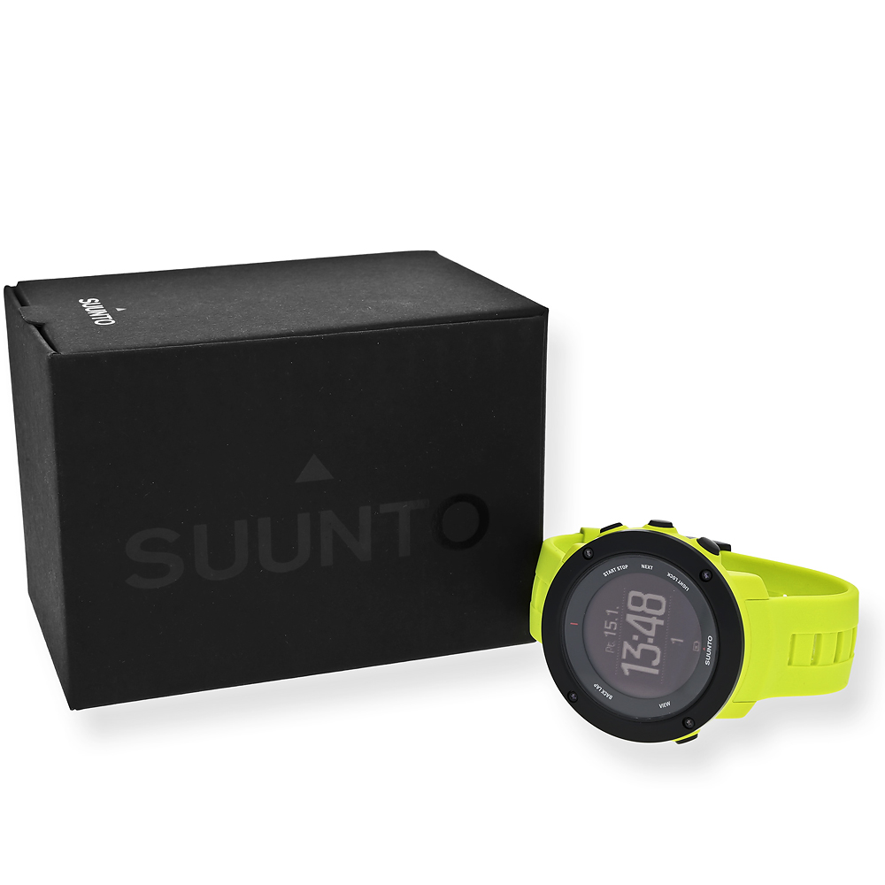 Zegarek męski Suunto ambit3 SS021970000 - duże 2