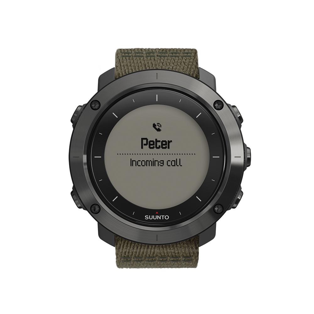 Zegarek męski Suunto traverse SS022293000 - duże 2