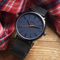 Zegarek męski Timex originals T2N794M - duże 5