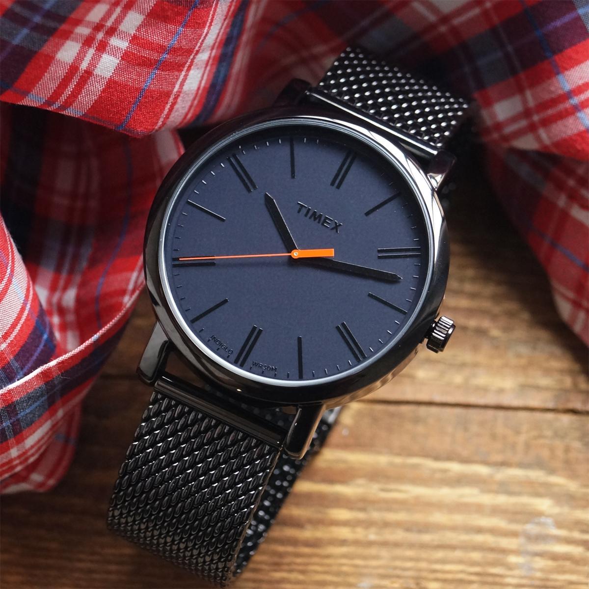 Zegarek męski Timex originals T2N794M - duże 4