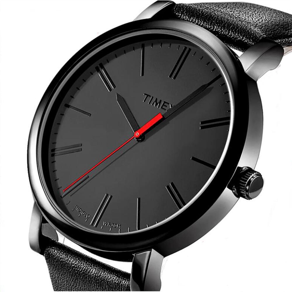 Zegarek męski Timex originals T2N794 - duże 6