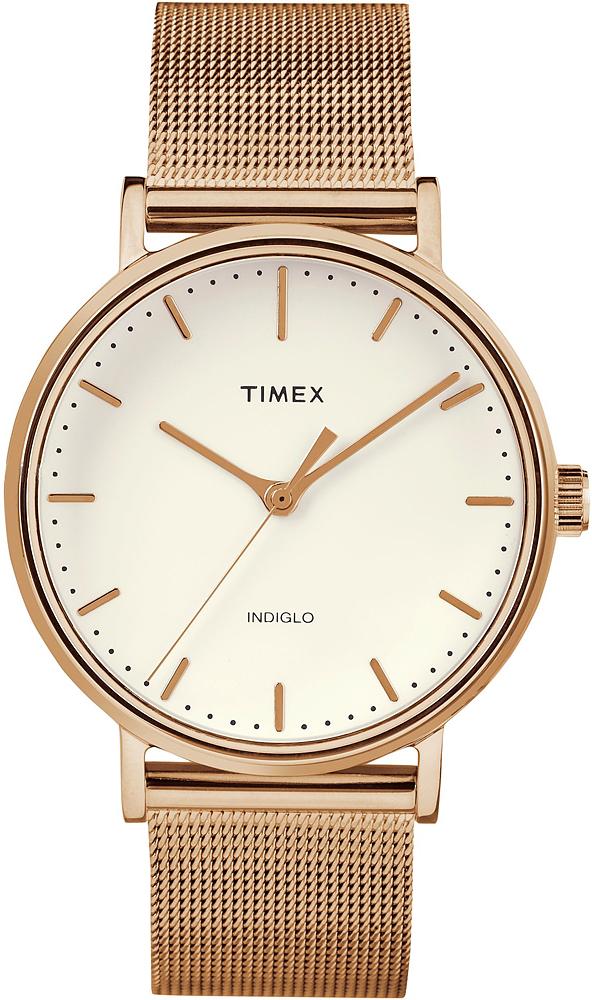 Zegarek damski Timex fairfield TW2R26400 - duże 1