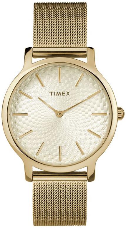 Zegarek damski Timex metropolitan TW2R36100 - duże 1