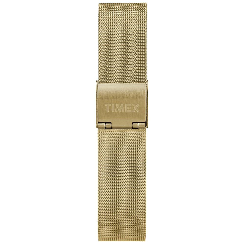 Zegarek damski Timex metropolitan TW2R36100 - duże 2